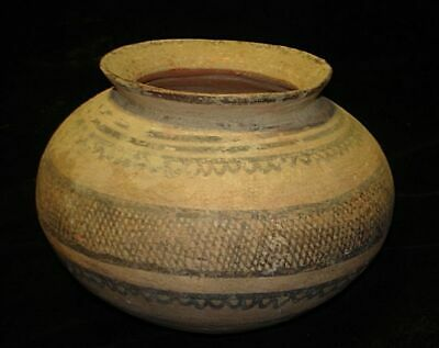 Amazing!!   Ancient Painted Jug~3000Bc  Early Bronze Age Neolithic