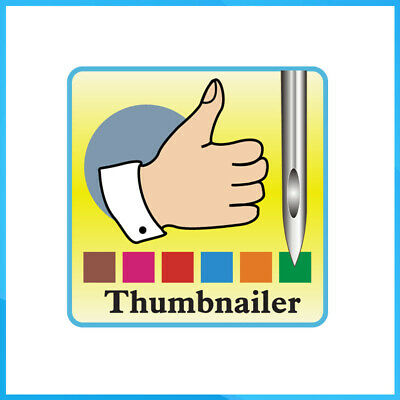 Embrilliance Thumbnailer software & Embroidery Machine Supplies For Windows