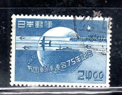 #477 Japan Asia Stamp  Used  Lot 16828