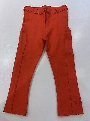 Girls Ted Baker leggings Age 2-3 Yrs Excellent Condition