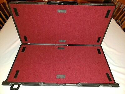 "Go Showstyle Briefcase Display Purple 48"" x 24"" Display Trade Show Display Case"