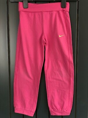 Girls Nike Tracksuit Bottoms/Joggers Age 5-6 Yrs