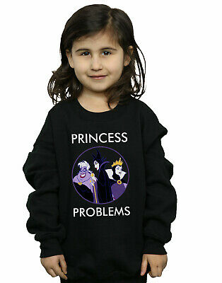 Disney Girls Villains Princess Headaches Sweatshirt