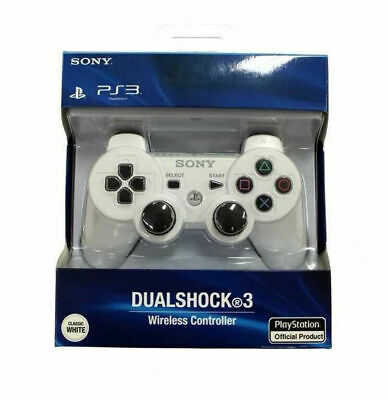 PS3 Controller PlayStation 3 DualShock 3 Wireless SixAxis Controller GamePad #3