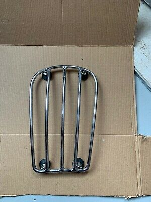 Royal Enfield Tank Rack Chrome For Twin and Classic Models