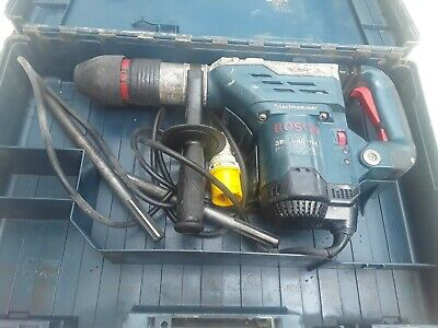 Bosch GBH5-40DCE Professional Rotary Hammer with SDS-max 1150W /110v