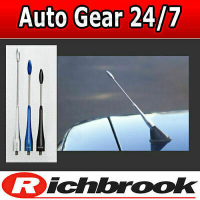 Richbrook Anti-Theft Car Aerial Insert Mast Whip BLUE