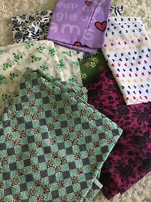 Job Lot Of Dress Making & Other Fabric