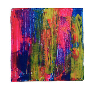 """abstract painting """"acid trip"""""""