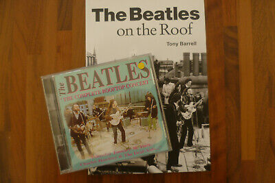 The Beatles - The Complete Rooftop Concert CD and Book