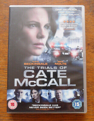 The Trials of Cate McCall (2013) DVD Kate Beckinsale Nick Nolte