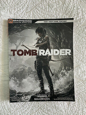Bradygames Tomb Raider Official Game Guide