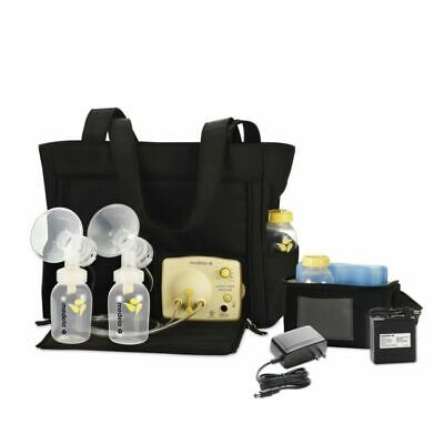 Medela Pump in Style Advanced W/ On the Go Tote Double Electric BreastPump (NEW)