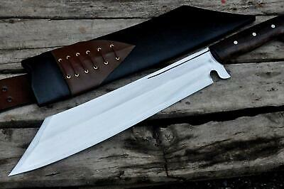 15 inches Blade Mukti Cleaver-Handmade machete-Heavy duty knife-knvies-Nepal