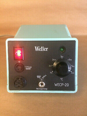 WELLER WECP-20 , Base-Station de soudage