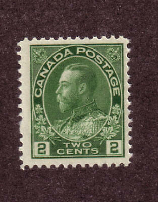 Canada - SC#107 Mint NH 2 cent KGV Admiral issue