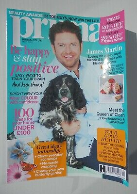Prima Magazine UK - May 2020 Edition, read once, good condition