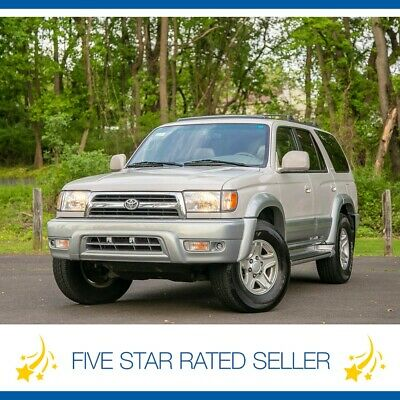 2000 Toyota 4Runner Limited 1 Owner Low 123K mi Leather T-Belt Garaged Clean 2000 Toyota 4Runner Limited 1 Owner Low 123K mi Leather T-Belt Garaged Clean