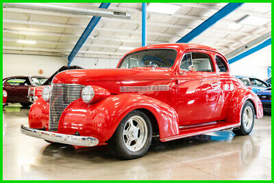 1939 Chevrolet Master Deluxe 1939 Master Deluxe Coupe 350ci V8 Automatic Street 1939 Master Deluxe Coupe 350ci V8 Automatic Street Rod