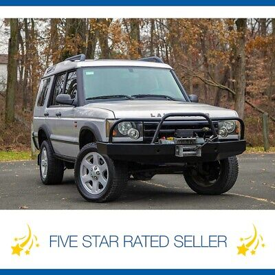 2004 Land Rover Discovery HSE7 Diff Lock Serviced 3rd Row CARFAX! 2004 Land Rover Discovery HSE7 Diff Lock Serviced 3rd Row CARFAX!