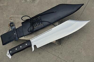 15 inches Blade Mukti Cleaver-Heavy Duty Machete-Hand forged in Nepal-Real work