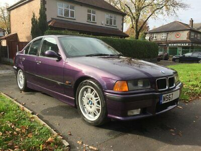 Rare Excellent Restored BMW E36 3.0 M3 Saloon Modern Classic Low Miles