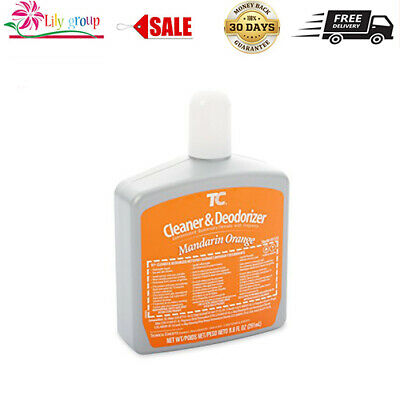 Cleaner & Deodorizer Refill for Auto Janitor Toilet and Urinal Cleaning Systems