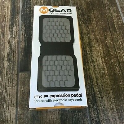 M-Audio EX-P | Expression Pedal for Keyboards, MIDI Keyboards / Controllers