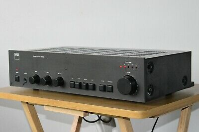 NAD 3020B Stereo Integrated Amplifier Classic Hi-Fi Separate With Phono Stage