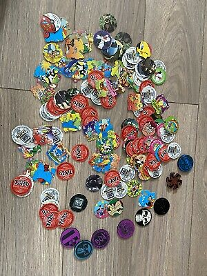 Pogs And Tazos