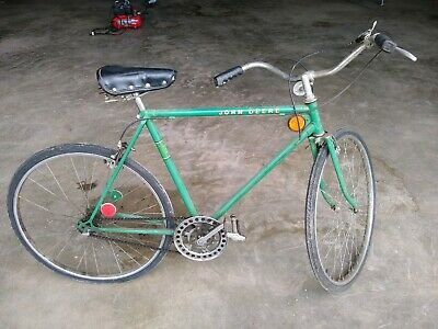 Vintage John Deere Bicycle 3-speed men's 21""