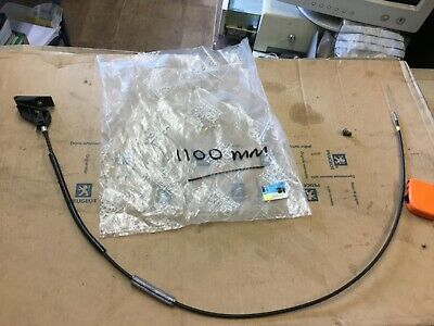 Peugeot 205 309 Citroen Choke cable carburettor 166031 1100mm length