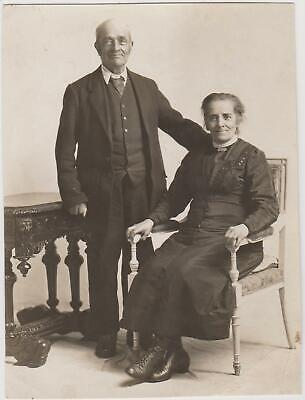Vintage Old Photo People Fashion Man Woman Couple Clothing G