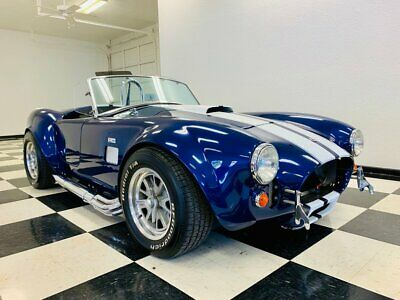 1966 Shelby Cobra  Factory Five Shelby Cobra with Fuel Injection!