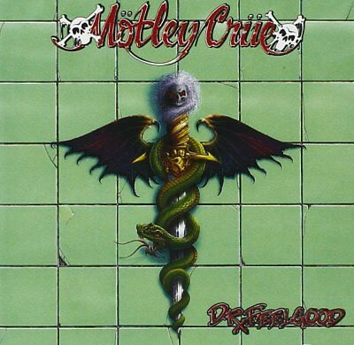 Motley Crue - Dr. Feelgood - Lp Reissue Vinyl Brand New Sealed 2019