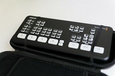 Blackmagic ATEM Mini Switcher + Case