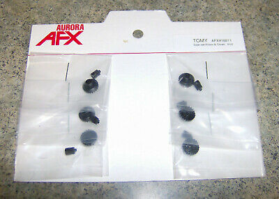 """New Old Stock Aurora Afx """"6"""" Crown Gear And Pinion"""
