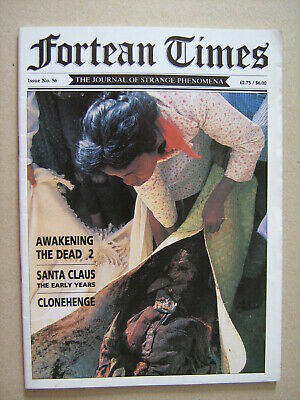 Fortean Times #56 Winter 1990