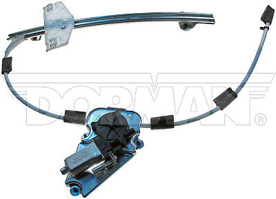 Dorman - OE Solutions Power Window Regulator And Motor Assembly 741-526 Fits
