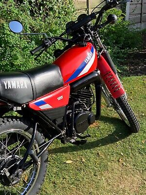 Yamaha DT125 MX 1979, 2 Previous Owners, 14k, Classic