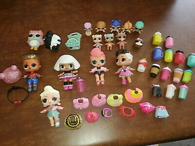 LOL Surprise Doll Lot With Extras