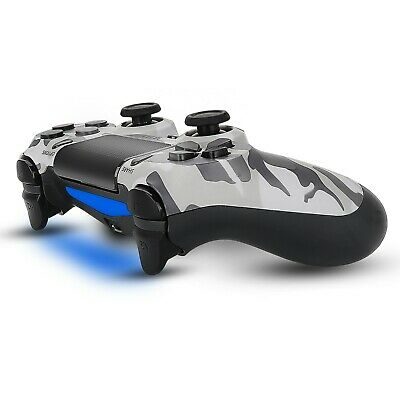 Camo Grey PS4 DualShock 4 Wireless Controller for PlayStation 4 Game pad joypad
