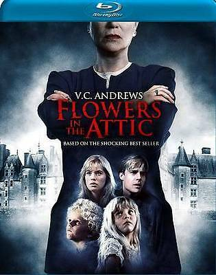Flowers in the Attic [Blu-ray] DVD, Kristy Swanson, Victoria Tennant, Louise Fle