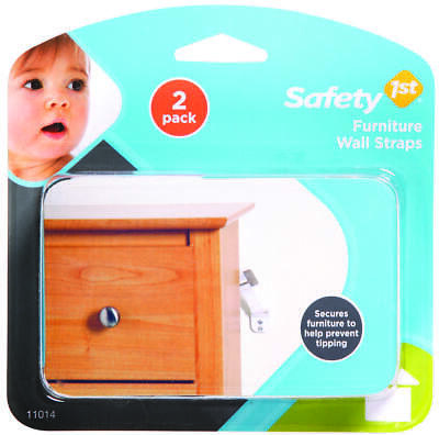 Safety 1St 11014 Furniture Wall Strap, Canvas