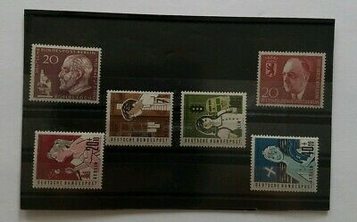 Germany BERLIN Complete Year 1960 Stamp Set Mint Never Hinged MNH German Stamps