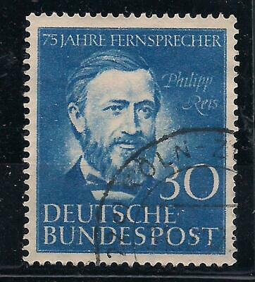 Germany Stamps - Scott # 693 - Used Good Condition  CV $14.00