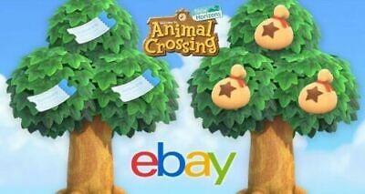 OFFLINE! delivery Animal Crossing ACNH 400 NOOK MILES TICKETS! NMT