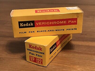 2 Vintage Camera's Films 122 / Exp- Dec 1972 * Not Used