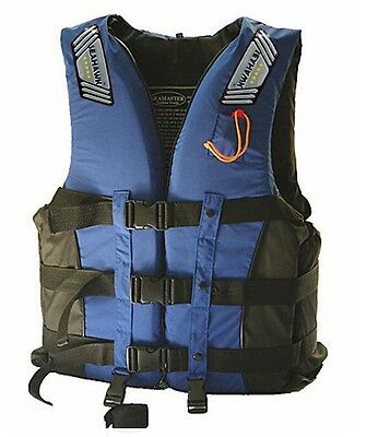 High Visibility USCG Approved Adult Kid Life Jackets For The Whole Family