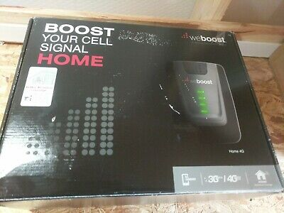 weBoost Home 3G 4G Cell Phone Signal Booster All Carriers